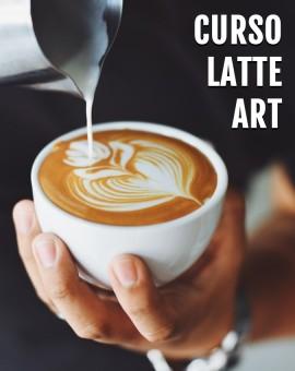 Curso Prático de Latte Art 2019