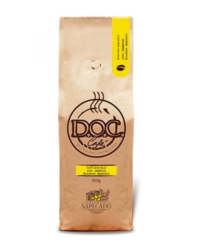 D.O.C Bourbon Amarelo Moído 500g