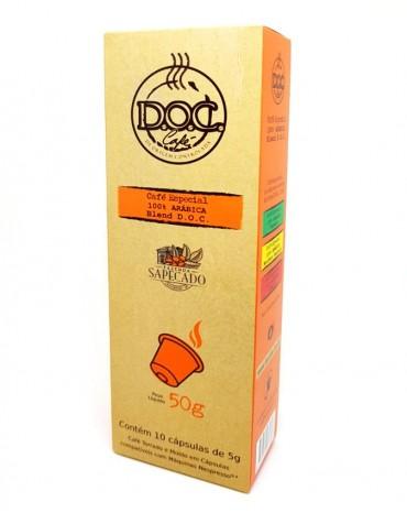 D.O.C 100% Arábica Blend em Cápsulas Nespresso ® (10 unidades)